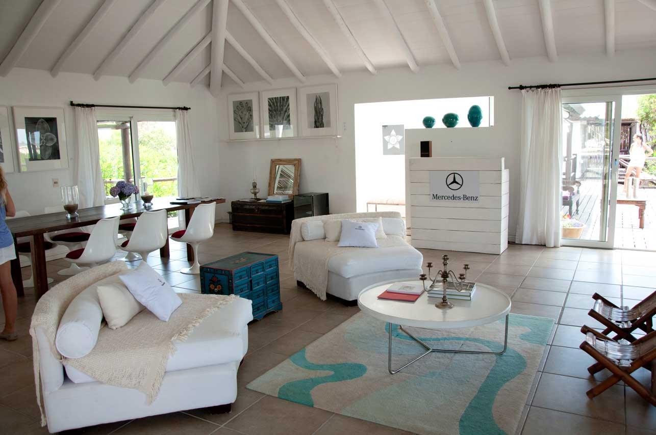 Mercedes Benz  Casa de Playa 2012  Licere Public Relations, Travel
